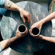 communiceren met vriend of vriendin