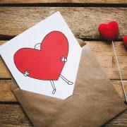 liefdesbrief vriend/vriendin